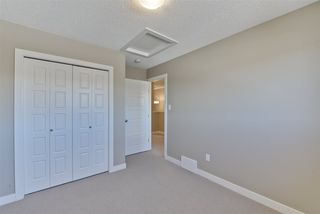 Photo 20: 1255 163 Street in Edmonton: Zone 56 Attached Home for sale : MLS®# E4120612