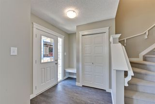 Photo 4: 1255 163 Street in Edmonton: Zone 56 Attached Home for sale : MLS®# E4120612