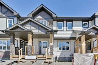 Photo 2: 1255 163 Street in Edmonton: Zone 56 Attached Home for sale : MLS®# E4120612