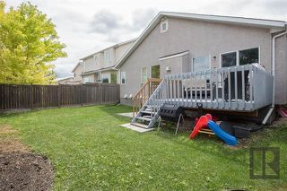 Photo 20: 153 Gobert Crescent in Winnipeg: River Park South Residential for sale (2F)  : MLS®# 1823677