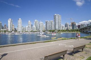"Photo 2: 302 1859 SPYGLASS Place in Vancouver: False Creek Condo for sale in ""SAN REMO COURT"" (Vancouver West)  : MLS®# R2303560"