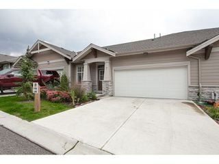 """Photo 2: 21 7138 210 Street in Langley: Willoughby Heights Townhouse for sale in """"Prestwick"""" : MLS®# R2307628"""