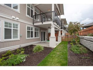 """Photo 18: 21 7138 210 Street in Langley: Willoughby Heights Townhouse for sale in """"Prestwick"""" : MLS®# R2307628"""