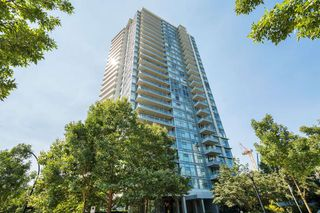 "Photo 1: 1107 2289 YUKON Crescent in Burnaby: Brentwood Park Condo for sale in ""WATERCOLORS"" (Burnaby North)  : MLS®# R2308103"