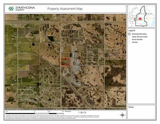 Photo 4: 53109 RGE RD 222: Rural Strathcona County Rural Land/Vacant Lot for sale : MLS®# E4133833