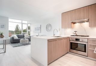 "Photo 1: 306 2738 LIBRARY Lane in North Vancouver: Lynn Valley Condo for sale in ""The Residences"" : MLS®# R2321449"