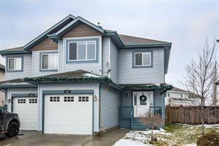 Main Photo: 157 RUE MAGNAN: Beaumont House Half Duplex for sale : MLS®# E4136247