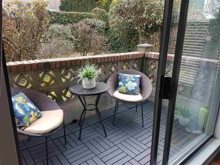 "Photo 9: 105 642 E 7TH Avenue in Vancouver: Mount Pleasant VE Condo for sale in ""Ivan Manor"" (Vancouver East)  : MLS®# R2325896"