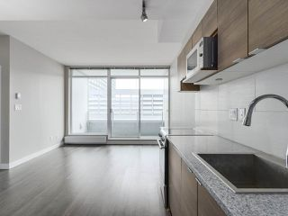 "Photo 3: 801 488 SW MARINE Drive in Vancouver: Marpole Condo for sale in ""MARINE GATEWAY"" (Vancouver West)  : MLS®# R2329248"