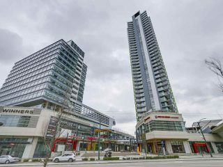 "Photo 1: 801 488 SW MARINE Drive in Vancouver: Marpole Condo for sale in ""MARINE GATEWAY"" (Vancouver West)  : MLS®# R2329248"