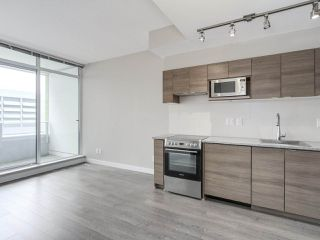 "Photo 5: 801 488 SW MARINE Drive in Vancouver: Marpole Condo for sale in ""MARINE GATEWAY"" (Vancouver West)  : MLS®# R2329248"