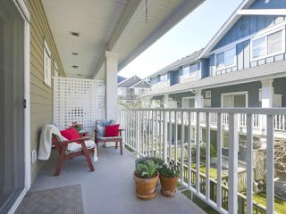 "Photo 17: 110 935 EWEN Avenue in New Westminster: Queensborough Townhouse for sale in ""Coopers Landing"" : MLS®# R2351084"