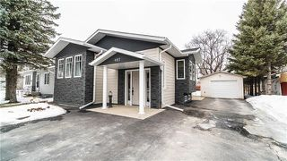 Main Photo: 487 FIRST Street in Steinbach: Southwood Residential for sale (R16)  : MLS®# 1906631