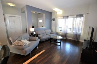 Photo 3: 161 HAWKS RIDGE Boulevard NW in Edmonton: Zone 59 House Half Duplex for sale : MLS®# E4151128
