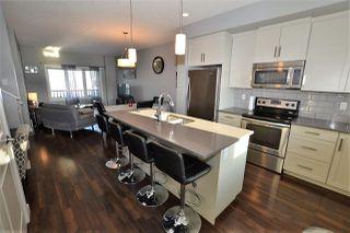 Photo 9: 161 HAWKS RIDGE Boulevard NW in Edmonton: Zone 59 House Half Duplex for sale : MLS®# E4151128