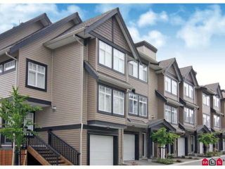 "Main Photo: 37 19448 68 Avenue in Surrey: Clayton Townhouse for sale in ""NUOVO on 68th"" (Cloverdale)  : MLS®# R2364955"
