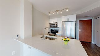 "Photo 1: 1102 2763 CHANDLERY Place in Vancouver: Fraserview VE Condo for sale in ""THE RIVERDANCE"" (Vancouver East)  : MLS®# R2368823"
