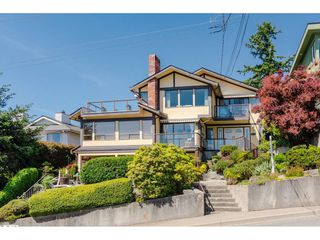 "Photo 1: 15071 BUENA VISTA Avenue: White Rock House 1/2 Duplex for sale in ""WHITE ROCK HILLSIDE"" (South Surrey White Rock)  : MLS®# R2372638"