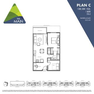 """Photo 2: 514 37881 CLEVELAND Avenue in Squamish: Downtown SQ Condo for sale in """"The Main"""" : MLS®# R2375561"""