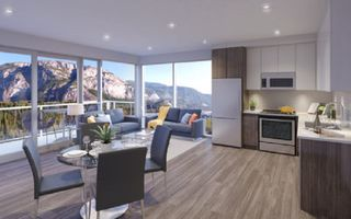 """Photo 3: 514 37881 CLEVELAND Avenue in Squamish: Downtown SQ Condo for sale in """"The Main"""" : MLS®# R2375561"""