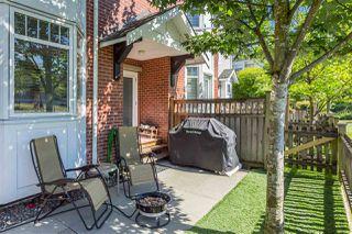 "Photo 18: 110 19551 66 Avenue in Surrey: Clayton Townhouse for sale in ""Manhattan Skye"" (Cloverdale)  : MLS®# R2379256"