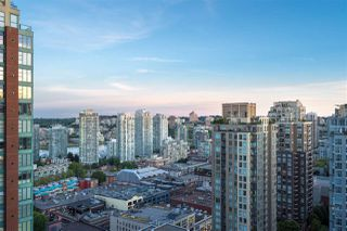 """Photo 2: 2306 928 RICHARDS Street in Vancouver: Yaletown Condo for sale in """"THE SAVOY"""" (Vancouver West)  : MLS®# R2379612"""