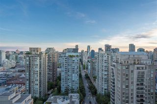 """Photo 17: 2306 928 RICHARDS Street in Vancouver: Yaletown Condo for sale in """"THE SAVOY"""" (Vancouver West)  : MLS®# R2379612"""