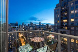 """Photo 14: 2306 928 RICHARDS Street in Vancouver: Yaletown Condo for sale in """"THE SAVOY"""" (Vancouver West)  : MLS®# R2379612"""