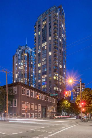 """Photo 19: 2306 928 RICHARDS Street in Vancouver: Yaletown Condo for sale in """"THE SAVOY"""" (Vancouver West)  : MLS®# R2379612"""