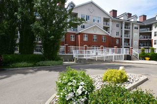 Photo 1: 107 45 INGLEWOOD Drive: St. Albert Condo for sale : MLS®# E4161857