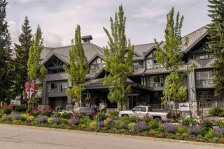 "Main Photo: 246 4573 CHATEAU Boulevard in Whistler: Benchlands Condo for sale in ""Benchlands"" : MLS®# R2383286"