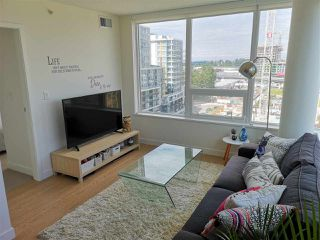 Photo 1: 1207 8833 HAZELBRIDGE Way in Richmond: West Cambie Condo for sale : MLS®# R2383761