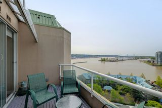 "Photo 17: 1705 1065 QUAYSIDE Drive in New Westminster: Quay Condo for sale in ""Quayside Tower 2"" : MLS®# R2386414"