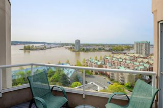 "Photo 16: 1705 1065 QUAYSIDE Drive in New Westminster: Quay Condo for sale in ""Quayside Tower 2"" : MLS®# R2386414"
