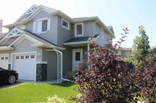 Photo 1: #1 5101 SOLEIL Boulevard: Beaumont House Half Duplex for sale : MLS®# E4169628
