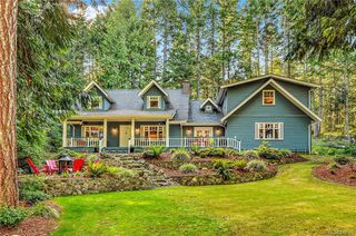 Photo 1: 724 Caleb Pike Rd in Highlands: Hi Western Highlands House for sale : MLS®# 842317