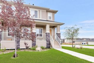 Photo 1: 280 Rainbow Falls Green: Chestermere Semi Detached for sale : MLS®# A1016223