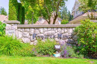 """Photo 1: 57 3405 PLATEAU Boulevard in Coquitlam: Westwood Plateau Townhouse for sale in """"PINNACLE RIDGE"""" : MLS®# R2483170"""