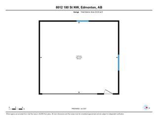Photo 50: 8012 180 Street in Edmonton: Zone 20 House for sale : MLS®# E4224974