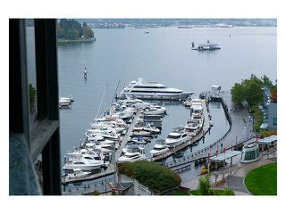 """Photo 4: 1306 588 BROUGHTON Street in Vancouver: Coal Harbour Condo for sale in """"HARBOURSIDE PARK TOWER"""" (Vancouver West)  : MLS®# V914960"""