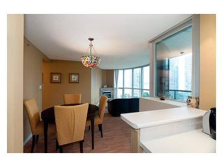 """Photo 5: 1306 588 BROUGHTON Street in Vancouver: Coal Harbour Condo for sale in """"HARBOURSIDE PARK TOWER"""" (Vancouver West)  : MLS®# V914960"""