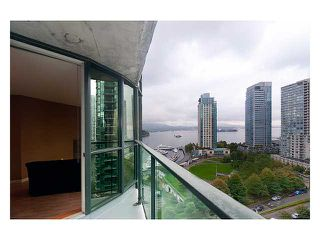 """Photo 3: 1306 588 BROUGHTON Street in Vancouver: Coal Harbour Condo for sale in """"HARBOURSIDE PARK TOWER"""" (Vancouver West)  : MLS®# V914960"""