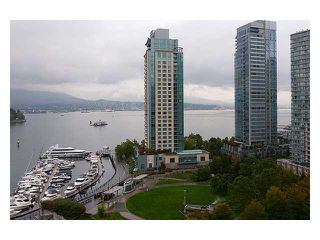 """Photo 2: 1306 588 BROUGHTON Street in Vancouver: Coal Harbour Condo for sale in """"HARBOURSIDE PARK TOWER"""" (Vancouver West)  : MLS®# V914960"""