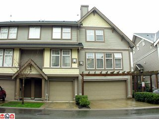 Photo 2: 11 6588 188th Street in Surrey: Cloverdale BC Townhouse for sale (Cloverdale)  : MLS®# F1208447