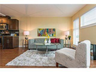 Photo 1: 413 1405 Esquimalt Road in VICTORIA: Es Saxe Point Condo Apartment for sale (Esquimalt)  : MLS®# 316027
