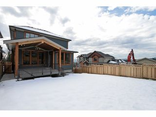 """Photo 19: 3405 DEVONSHIRE Avenue in Coquitlam: Burke Mountain House for sale in """"BURKE MOUNTAIN"""" : MLS®# V1037818"""