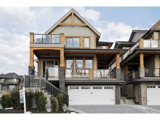 """Photo 1: 3405 DEVONSHIRE Avenue in Coquitlam: Burke Mountain House for sale in """"BURKE MOUNTAIN"""" : MLS®# V1037818"""