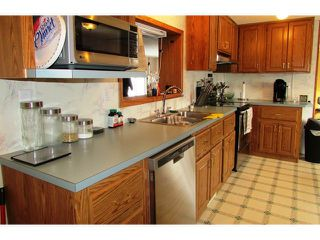 "Photo 8: 5246 PEACEVIEW Road in Fort St. John: Fort St. John - Rural E 100th Manufactured Home for sale in ""NORTH TAYLOR"" (Fort St. John (Zone 60))  : MLS®# N233162"