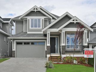 "Photo 1: 16951 79TH Avenue in Surrey: Fleetwood Tynehead House for sale in ""THE LINKS"" : MLS®# F1412362"