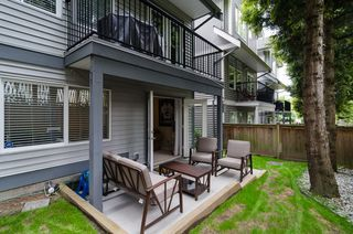 "Photo 25: 3 20589 66 Avenue in Langley: Willoughby Heights Townhouse for sale in ""Bristol Wynde"" : MLS®# F1414889"